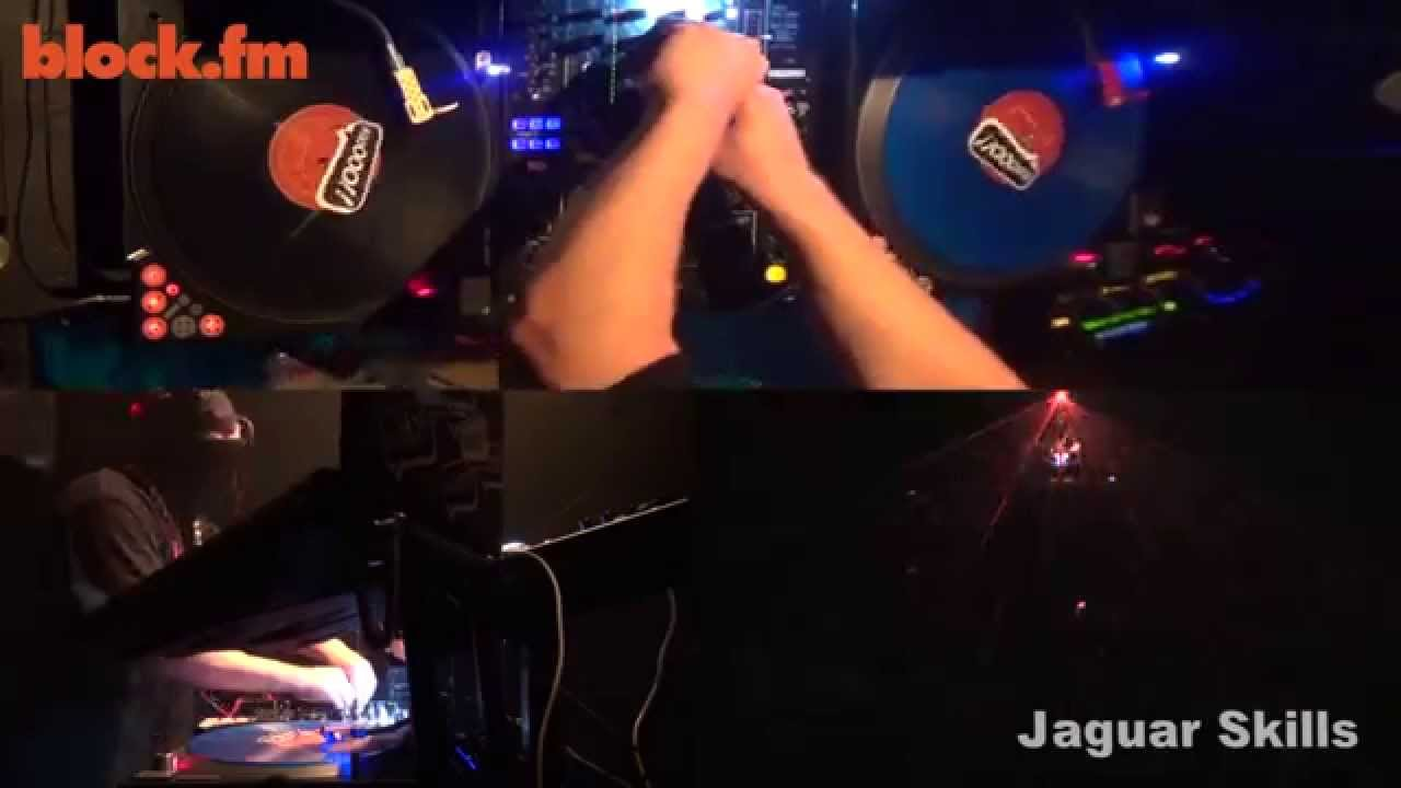 Jaguar Skills Dj Set 05 10 2012 Block Party Clubasia Youtube