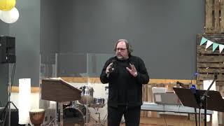 """Pastor Mirosław Kulec - """"Bóg Szukający Człowieka"""""""