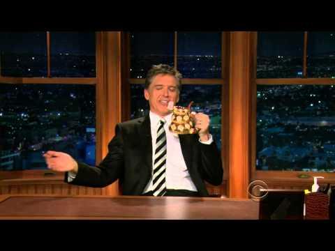 Late Late Show with Craig Ferguson 12/14/2009 Joshua Jackson, Lake Bell