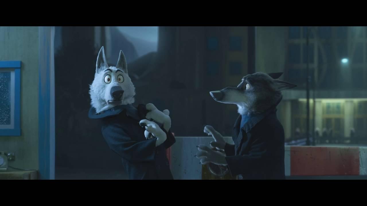 Zootopia Les Loups Youtube