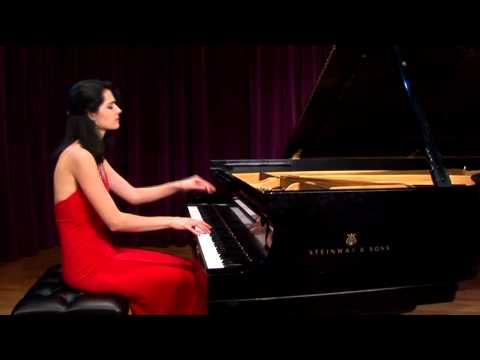 Katie Mahan Rachmaninov Etude-Tableau in E-flat minor Op. 39 No. 5