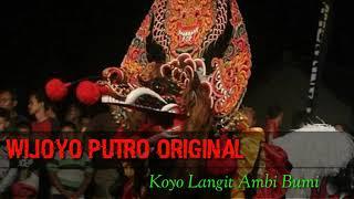Gambar cover KOYO LANGIT AMBI BUMI WIJOYO PUTRO ORIGINAL