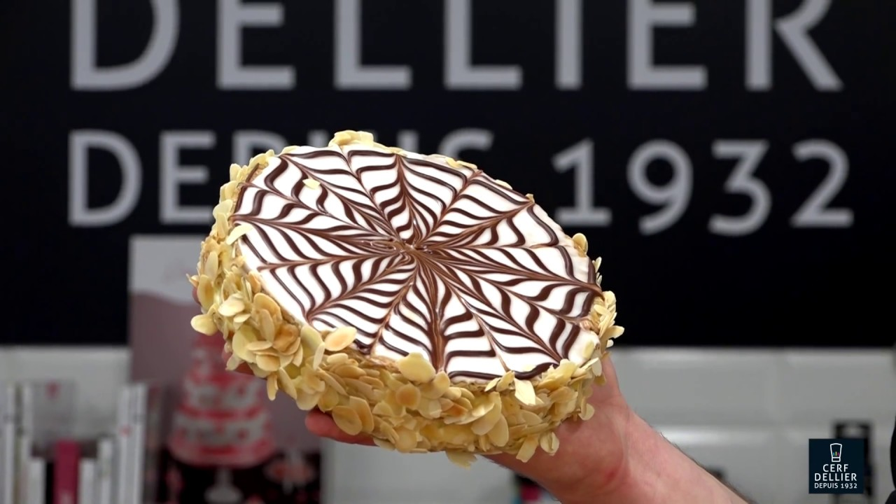 Comment glacer un mille-feuille   - YouTube 508ff8480d72