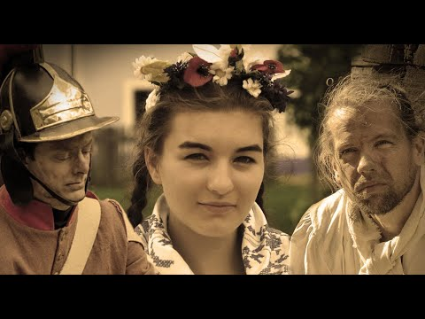 ROSA NOCTURNA - O lásce, o válce a o krvi  (Official video)