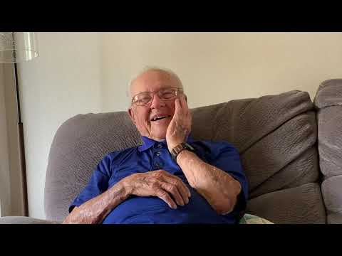 D-Day Veteran Bert Chandler Talks About His Life, Military Service, & First Wave into Omaha Beach