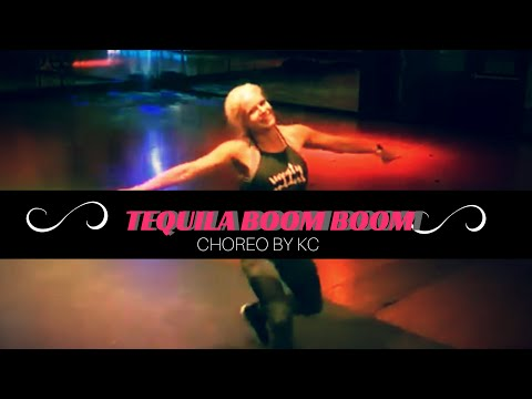 TEQUILA BOOM BOOM 💥 | DANCE FITNESS CHOREO BY KC
