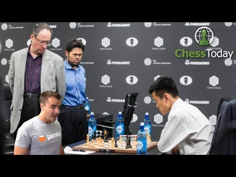Chess Today: May 22nd 2017