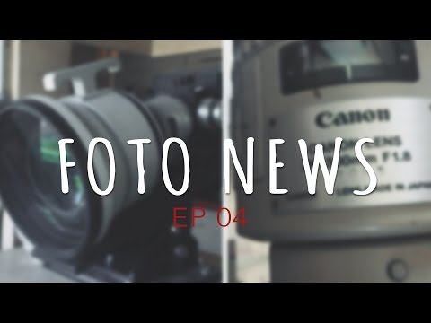 Canon 300mm f1.8 - Tri Lens - Foto News EP 04