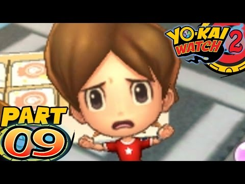 Yo-Kai Watch 2 Bony Spirits and Fleshy Souls - Part 9 - Harrisville