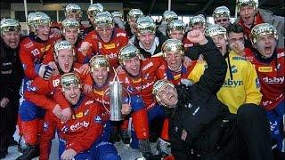 ❉Svenska Bandy Elitserien❉Referat❉SM final-2004.«Edsbyn»-«Hammarby» 7:6 (2:4)