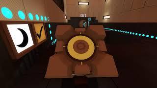 Portal 2 - Control Gravity : 01 (Stress over death) By  ♕ Ohio (Ohix) ♕