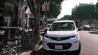 GM Maven Service user Chevy Bolt in LA