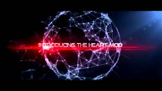 The Heart Mod by Atom Vapes - 4th Generation Vaping