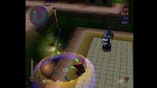 Future Cop L.A.P.D. PS1 Gameplay