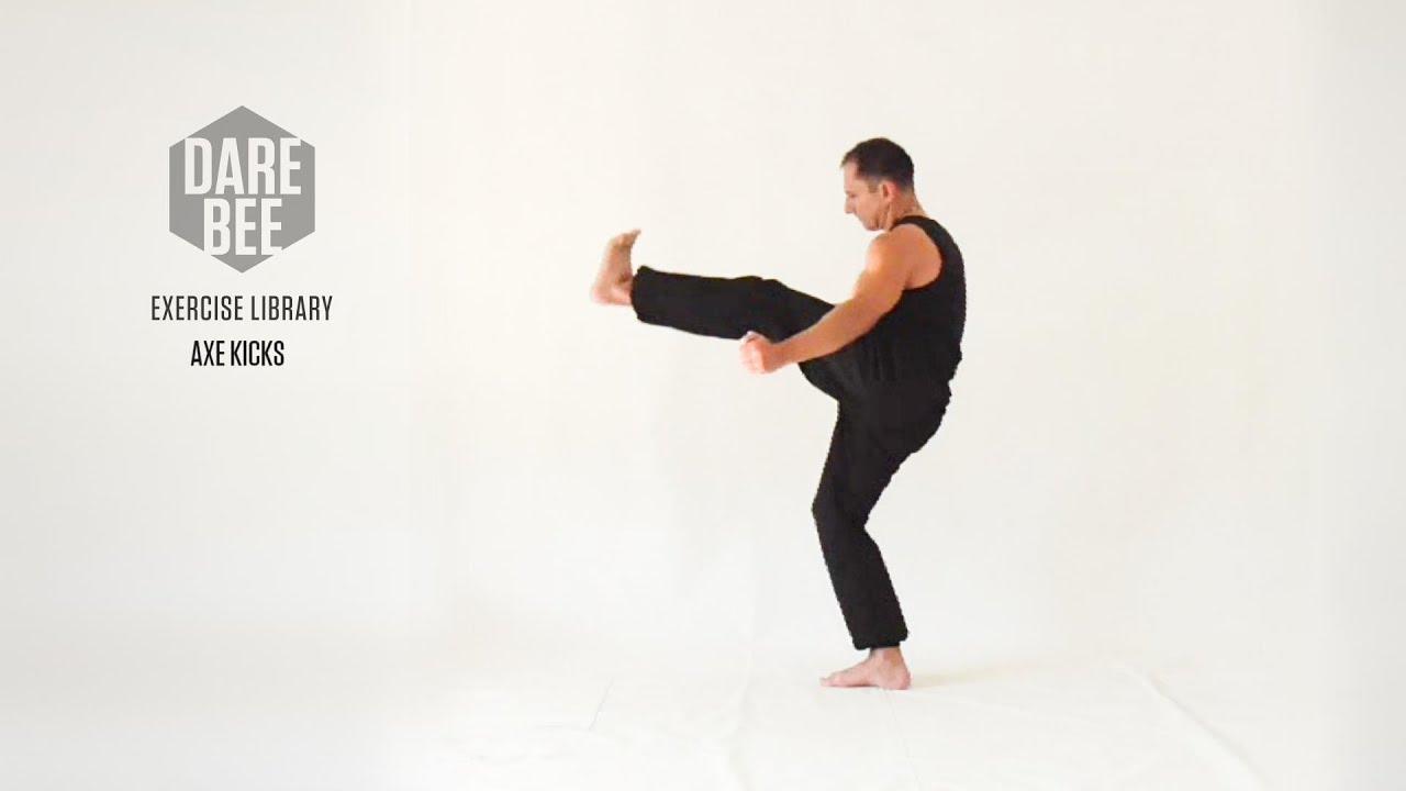 Exercise Library: Axe Kicks
