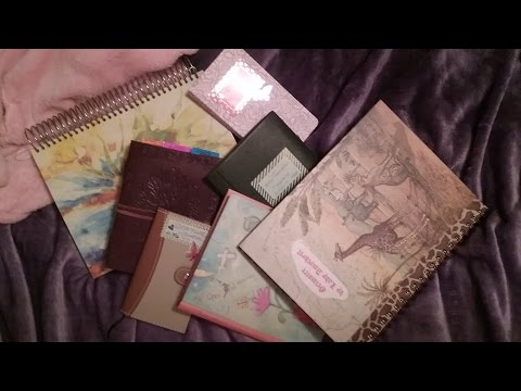 The Witch's Diary ~ Private Journals, Grimoires, Notebooks, etc. ~ with Amythyst Raine