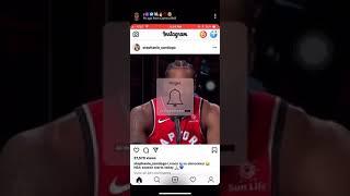 Kawhi Leonard Laugh Song- NBA on NBC Edition