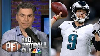 Picking the best landing spots for Nick Foles | Pro Football Talk | NBC Sports