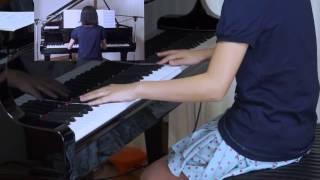 2014年8月13日 録画、 使用楽譜;月刊PIANO STILE 2010年10月号、