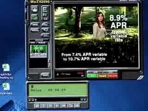 Win tv hvr1100 pci Digital Dvb-t Analogue Tv Tuner