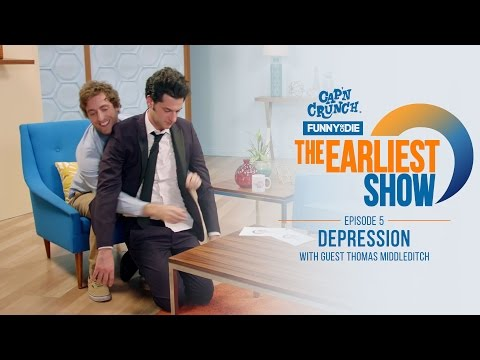 The Earliest : Depression with Guest Thomas Middleditch Episode 5