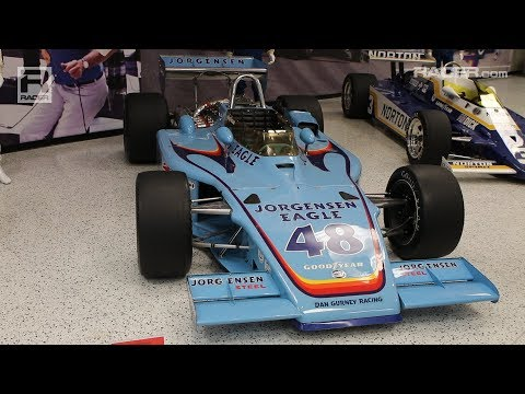 RACER: Bobby Unser's IMS Museum Tour