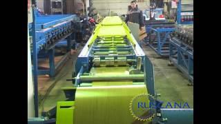 Оборудование для производства панелей Блок Хаус(БлокХаус - металлический сайдинг, который прокатывается из тонколистового металла на станках нашей компан..., 2013-10-15T06:17:28.000Z)