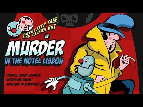 E3 Trailer - Murder in the Hotel Lisbon - Steam launch