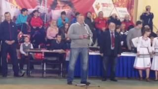 Награждение победителей Чемпионата России среди ветеранов 2017