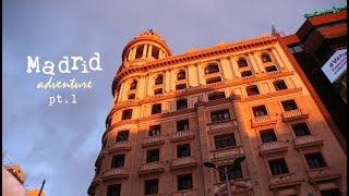 MADRID adventure pt.1 // SPANIEN 2017/18