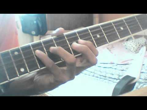 O O Jaane Jaana full tutorial on guitar - YouTube