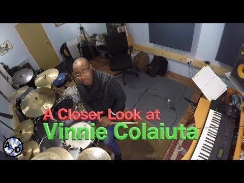 A Closer Look At Vinnie Colaiuta