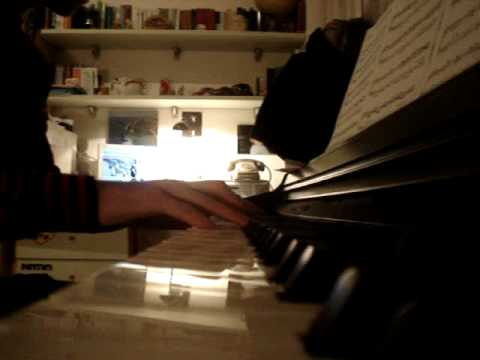 Twilight Soundtrack - River Flows in You (Yiruma) - piano cover