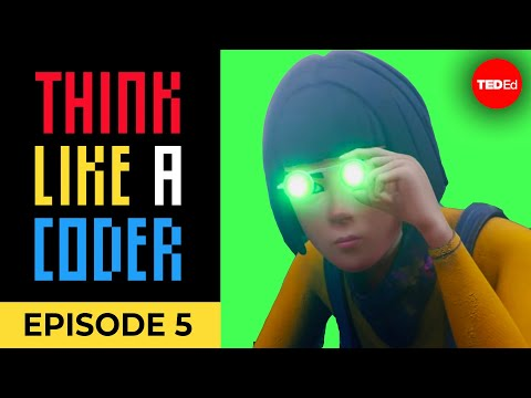 Video image: The Artists | Think Like A Coder, Ep 5
