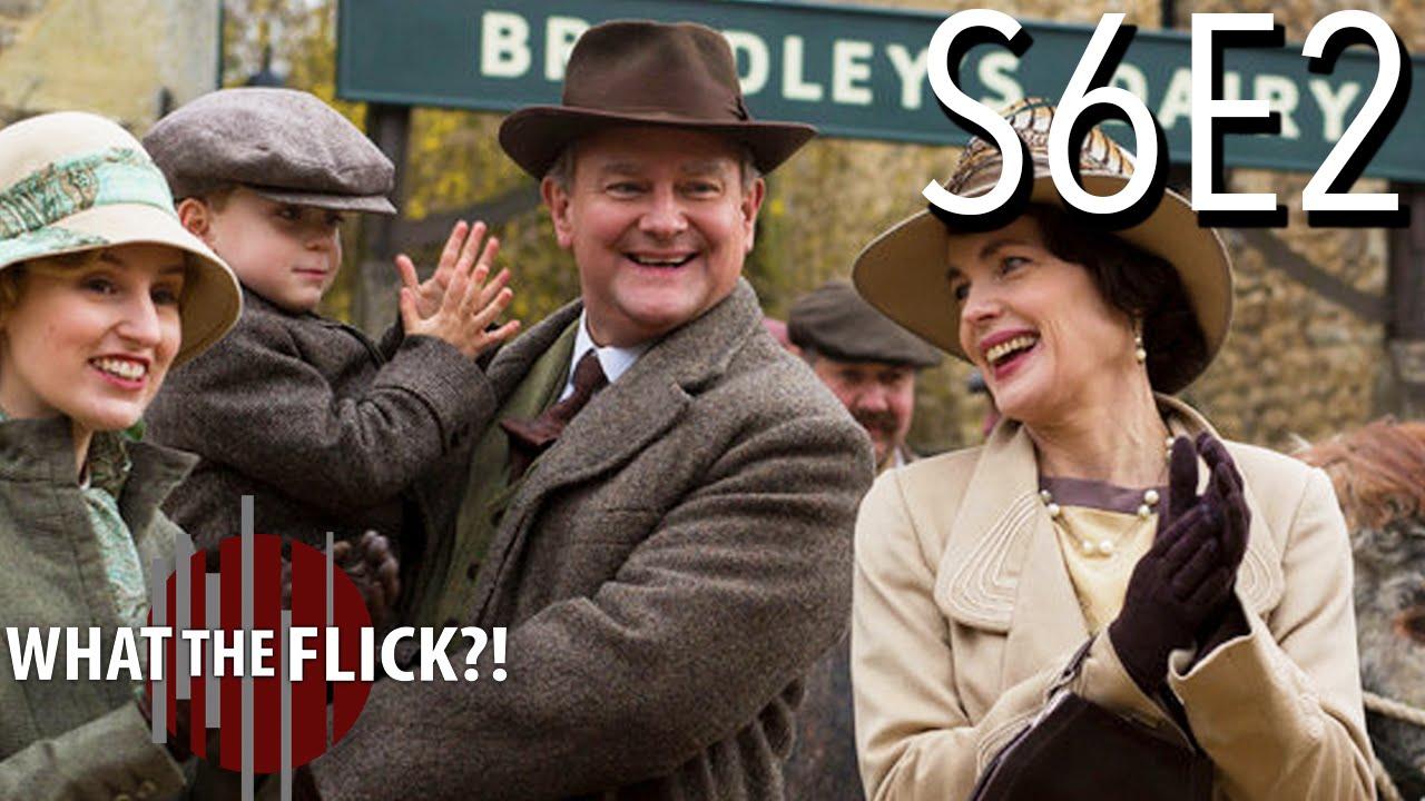 Download Downton Abbey (S6E2) Review