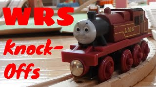 Knockoffs - Woodenrailwaystudio Compilation Video - Woodenrailwaystudio