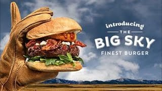 Carbs - Red Robin The Big Sky Burger