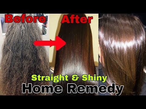 silky smooth hair  | Home remedy | Gharelu Nuskhe |by kittu_sneh