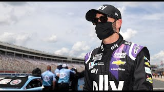 Jimmie Johnson self-reports positive COVID-19 test | NASCAR Cup Series