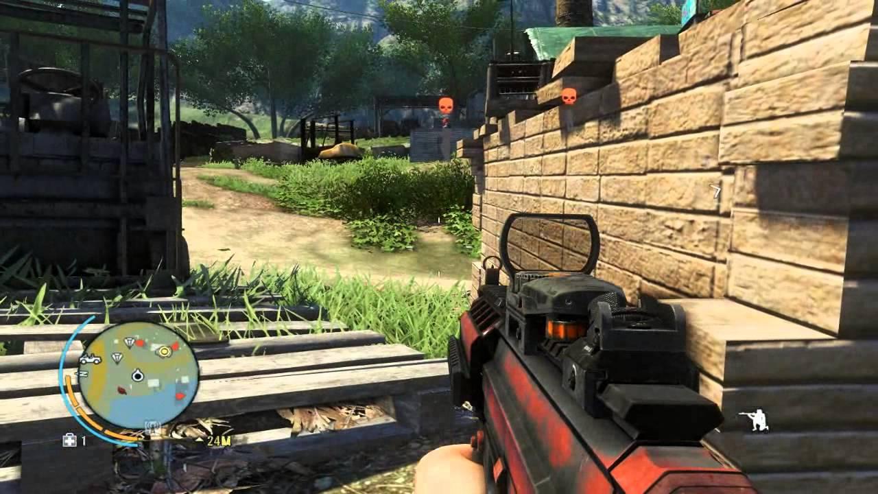 Far Cry 3 Gameplay Pc High Settings Youtube