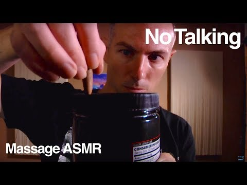 ASMR Strong Scratching Sounds - No Talking