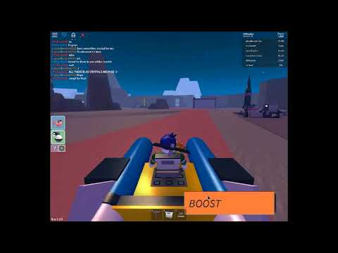 Roblox Blue Crystal In Space mining  Simulator 2018