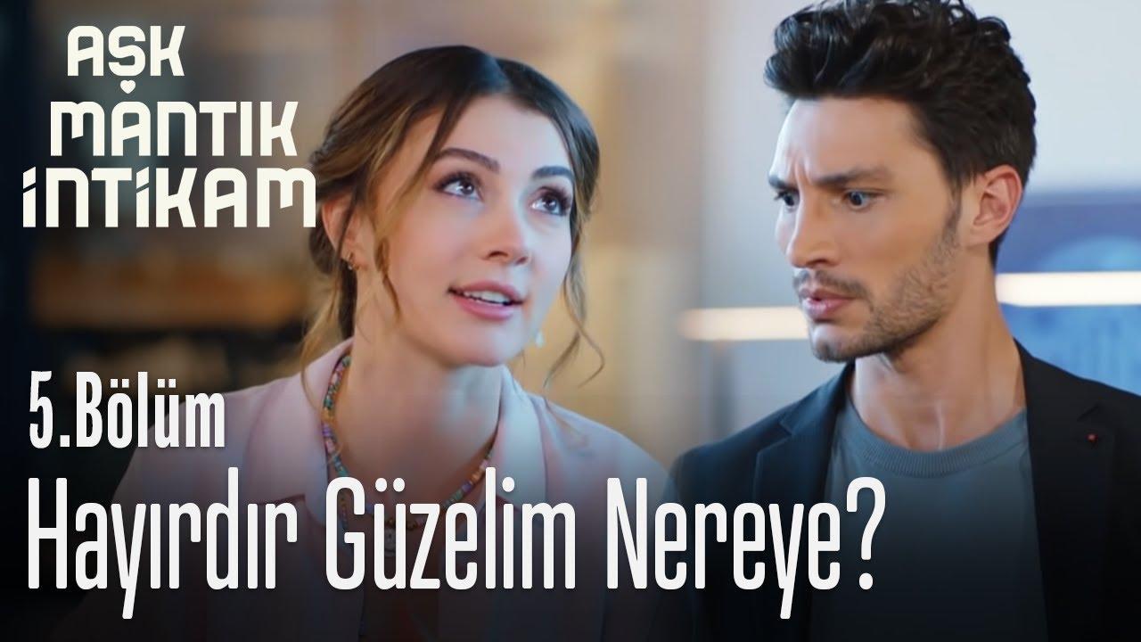 Download Esra ve Çınar'ın Yemeğine OZAN MÜDAHALESİ - Aşk Mantık İntikam 5. Bölüm