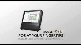 Rugged and space-saving, the shuttle all-in-one p20u is a perfect pos solution with versatile expansion options to meet evolving business needs. find out mor...