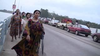 Repeat youtube video WOURI, DOUALA CAMEROON