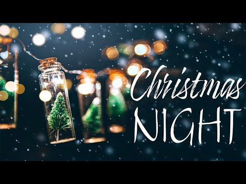 Christmas Silent Night - Soft Magical JAZZ - Chill Out Music