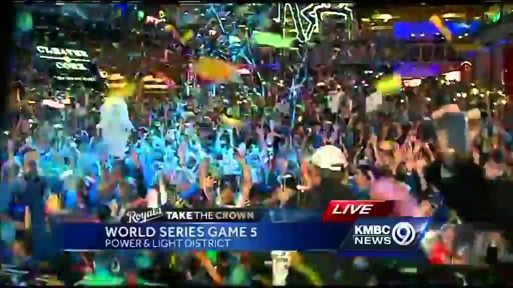 Power U0026 Light District Celebrates World Series Win