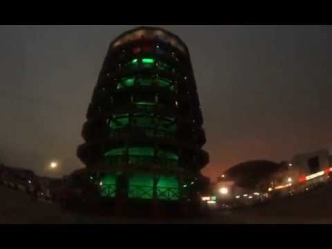 Rare: The Leaning Tower of Teluk Intan (Teluk Anson) Perak