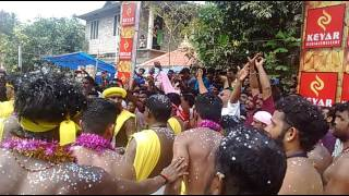 singarimellam ckr v s kalvary in aareswaram shashti 2016