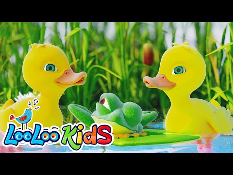 Five Little Ducks - THE BEST Songs for Children | LooLoo Kids
